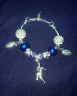 Dallas Cowboys charm Bracelet in Lawton, Oklahoma