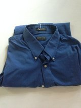 Dark Blue Dress Shirt in Lockport, Illinois