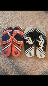 Sox size 10, Bears size 10.5 never worn in Lockport, Illinois