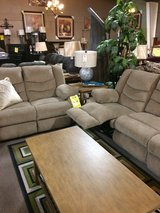 Reclining Sofa & Loveseat in Alamogordo, New Mexico