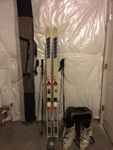 Men's Ski equipment set in West Orange, New Jersey