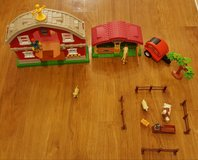 MY COUNTRY FARM HOUSE PLAYSET in Fort Bliss, Texas