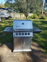 ducane stainless gas grill in Beaufort, South Carolina
