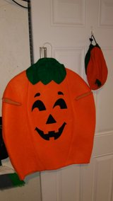 Pumpkin costume with hat in Clarksville, Tennessee