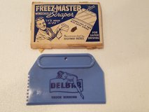 Vintage FreezMaster Windshield Scraper in Naperville, Illinois