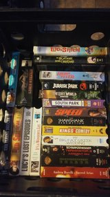Mixed VHS Classics in Fort Knox, Kentucky