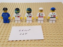 5 Lego Racers Minifigs Group 264 in Chicago, Illinois