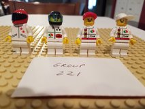 5 Lego Racers Minifigs Group 221 in Chicago, Illinois