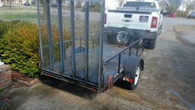4x8 ft TRAILER with ramp in Fort Campbell, Kentucky