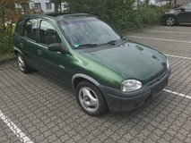 Opel Corsa 4 doors only 50k miles in Ansbach, Germany