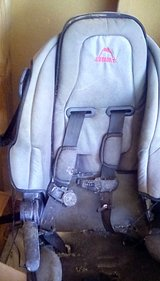 car seat in Yucca Valley, California