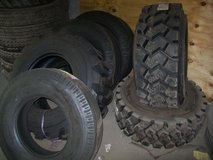 NEW TIRES Assorted for Industrial, Farm Truck large trailer Skid Steer etc. in Bolingbrook, Illinois
