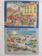 2 Puzzles in Ramstein, Germany