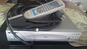 DVD PLAYER w / remote in Ramstein, Germany