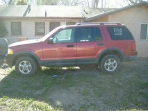 2003 Ford Explorer XLT PARTING OUT in Alamogordo, New Mexico