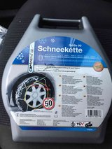 Snow Chains for tires in Stuttgart, GE