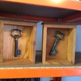 Wine key with display in Ramstein, Germany