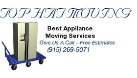 BEST APPLIANCE MOVING SERVICE IN EL PASO 915-269-5071 in Fort Bliss, Texas