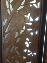 Handcrafted room screen vintage piece in Plainfield, Illinois