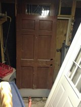 Solid Wooden Door in Kingwood, Texas
