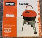 New in the Box, STOK Tourist Single Burner Tabletop Gas Grill in Joliet, Illinois