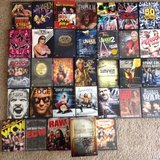 WWE wrestling DVD lot in Yucca Valley, California