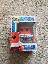 Pop # 136 - ANGER in Camp Lejeune, North Carolina