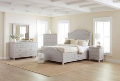 New Arrival-Queen Chesapeake Storage Bed in Beaufort, South Carolina