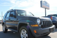2006 Jeep Liberty 4X4 #10708 in Fort Knox, Kentucky