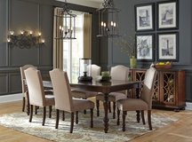 7 Piece Dining Set in Cherry Point, North Carolina