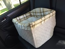 PetSafe Solvit Pet Safety Seat, Deluxe, Up to 30 lb., Dog Booster Seat with Tether for Cars, Tru... in Chicago, Illinois
