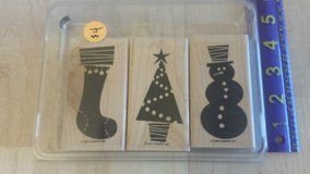 Stampin' Up!  SU Holiday Basics Stamps in Glendale Heights, Illinois