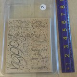 Stampin' Up! SU Special Day Stamp in Glendale Heights, Illinois