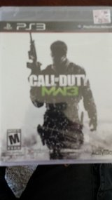 ***REDUCED***PS3 game Call of Duty MW3, brand new unopened packaging in Macon, Georgia