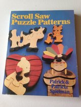Scroll Saw Puzzel Pattern Book in Glendale Heights, Illinois