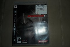 ps3 Metalgearsolid4 in Fort Campbell, Kentucky