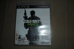 ps3 Call of Duty MW3 in Fort Campbell, Kentucky