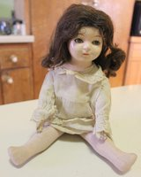 """14"""" antique doll in Fort Irwin, California"""