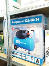 Compressor - new in Spangdahlem, Germany