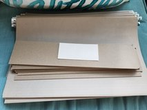 Hanging file folders - legal sz in St. Charles, Illinois