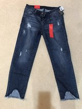 Brand new crop jeans in Joliet, Illinois