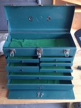 Antique Tool box in Fort Riley, Kansas