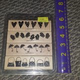 Like new!  Stampin' Up! SU Weather or Not Stamps in Glendale Heights, Illinois