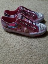 Skechers gymshoes pink in Lockport, Illinois