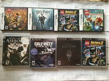 PS3 and Nintendo DS Games in Okinawa, Japan