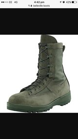 Military Boots wanted in Lakenheath, UK