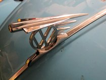 Rare Volkswagen accessory Flying VW hood ornament in Fort Knox, Kentucky