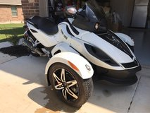 2011 Can-Am Spyder RS (ONLY 2,152 miles!) PRICE DROP in Tacoma, Washington