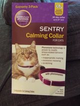 2 Sentry Calming Collars for Cats (Pheromone technology) in Camp Lejeune, North Carolina