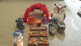 Halloween/fall decor Lot in Fort Campbell, Kentucky